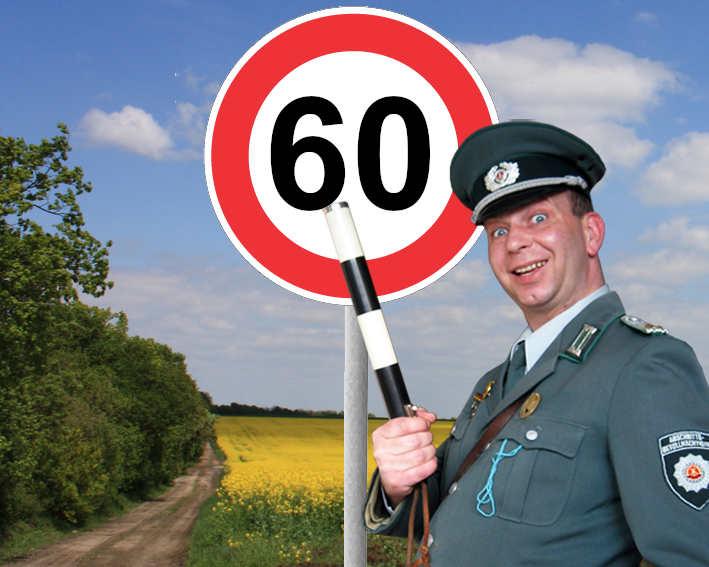 Comedy Einlagen und Unterhaltung zum 60. Geburtstag