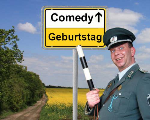 DDR Comedy Einlage als Unterhaltung zum Geburtstag