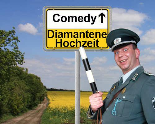 DDR Comedy Einlagen für Diamantene Hochzeiten