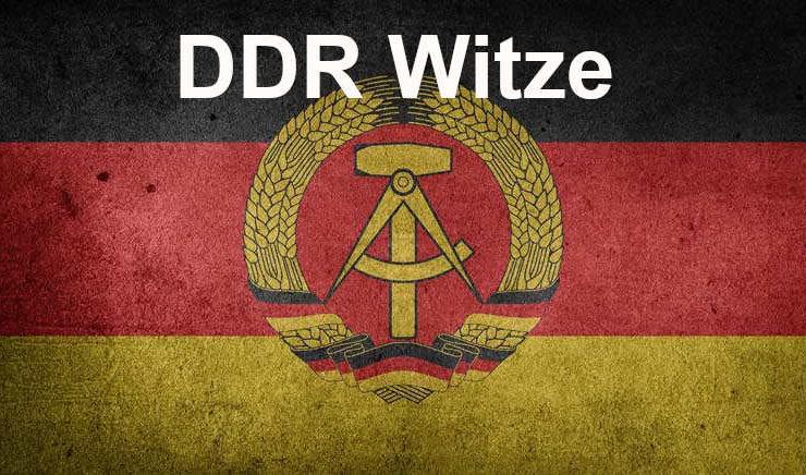 DDR Witze